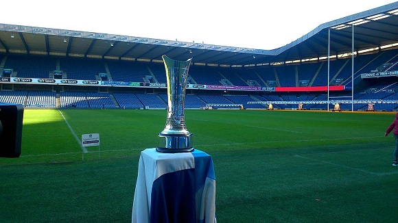 Auld Alliance Trophy live stream